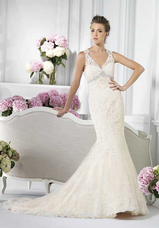 Jasmine Collection F161011 Mermaid Wedding Dress