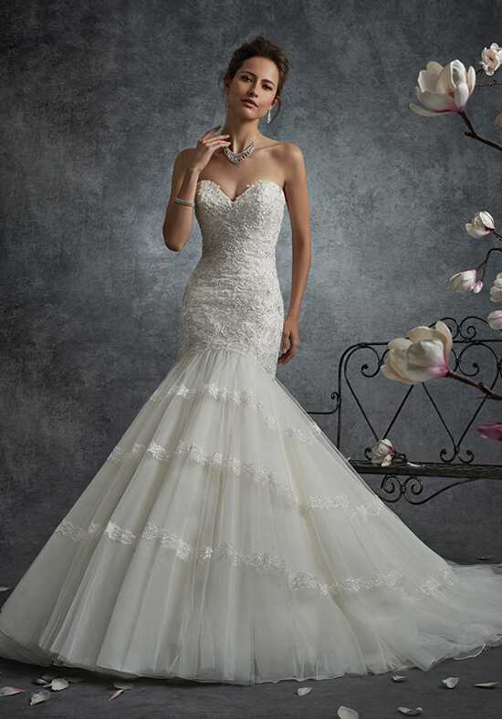 Sophia Tolli Y21737 Saturn Mermaid Wedding Dress
