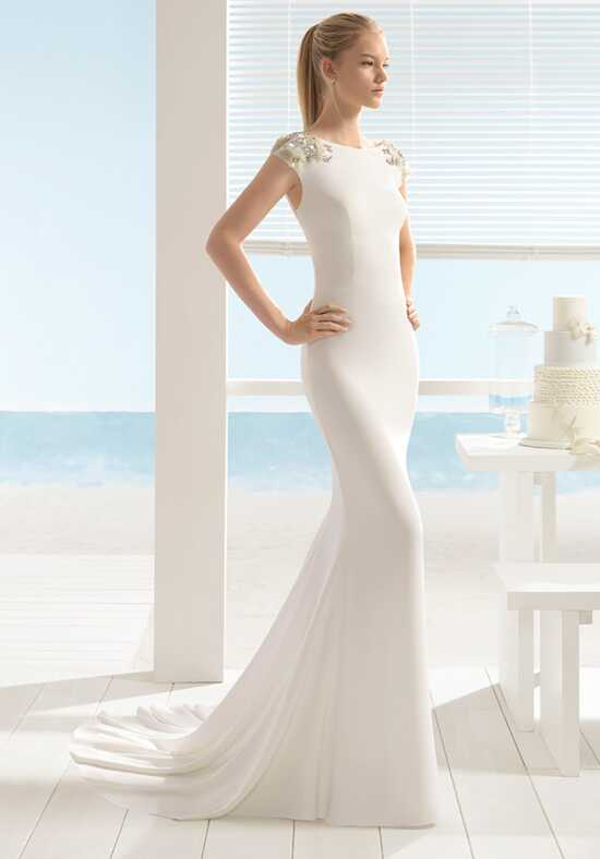 Aire Beach Wedding ULSEN Mermaid Wedding Dress