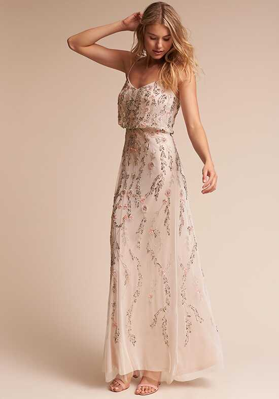 BHLDN (Bridesmaids) Tribute V-Neck Bridesmaid Dress