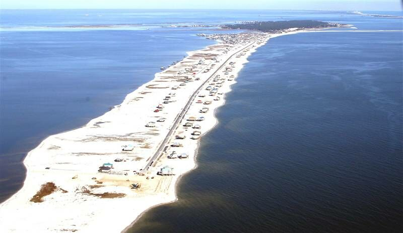 Known For Its White Sand And Crystal Blue Water The Gulf Coast Boasts Some Of Most Toured Beaches Dauphin Island Provides A Quite Family Friendly