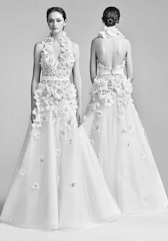 Viktor&Rolf Mariage Blooming Corsage Gown A-Line Wedding Dress