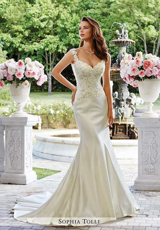 Sophia Tolli Y21662 Fontana Mermaid Wedding Dress
