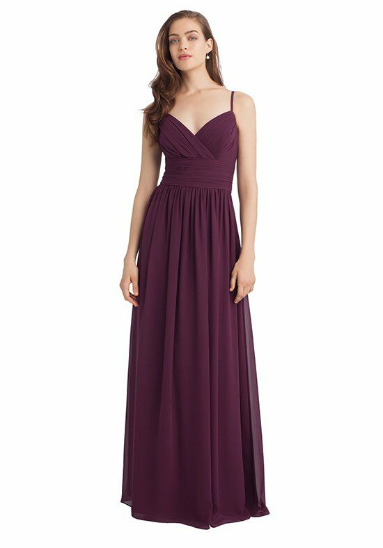Bill Levkoff 1113 V-Neck Bridesmaid Dress