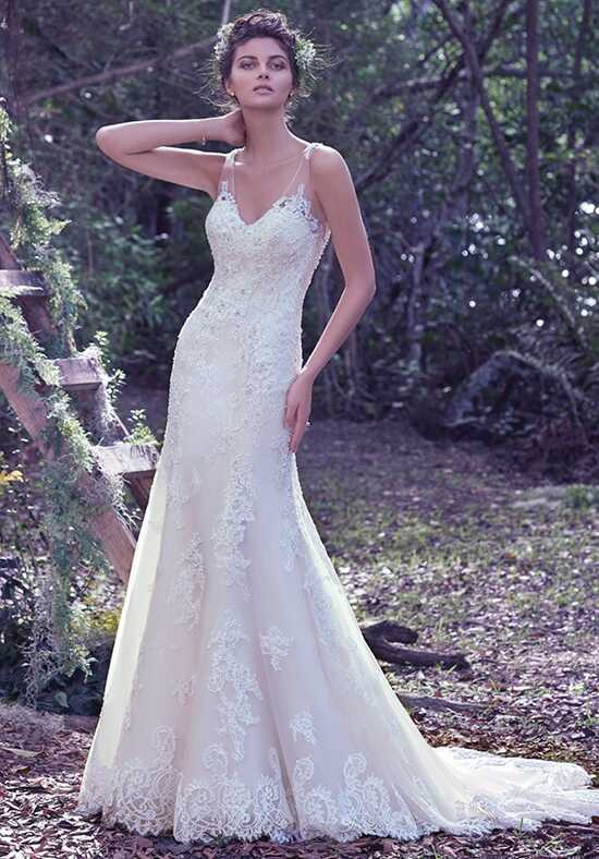 Maggie Sottero Wynter Sheath Wedding Dress