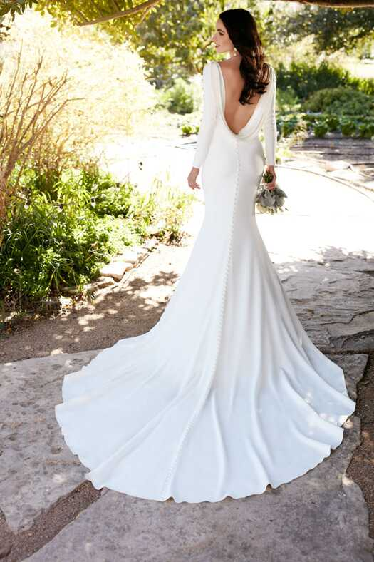 Martina Liana 791 Wedding Dress photo