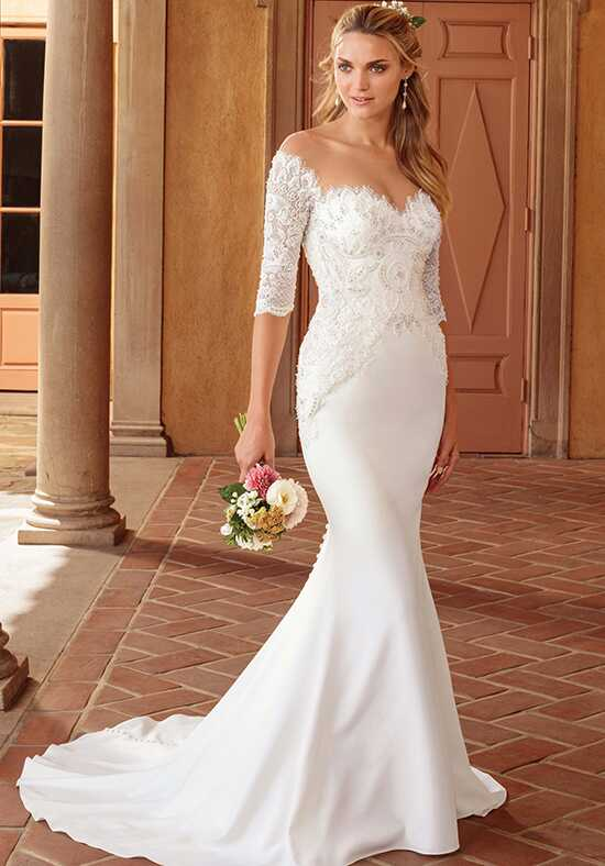 Casablanca Bridal 2317 Imogen Mermaid Wedding Dress