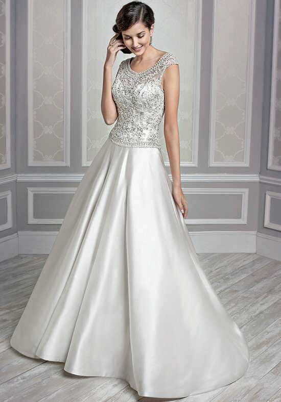 Kenneth Winston 1594 Ball Gown Wedding Dress