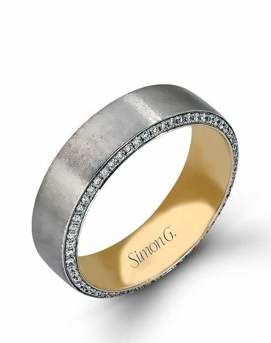 Simon G. Jewelry MR2273 Wedding Ring photo