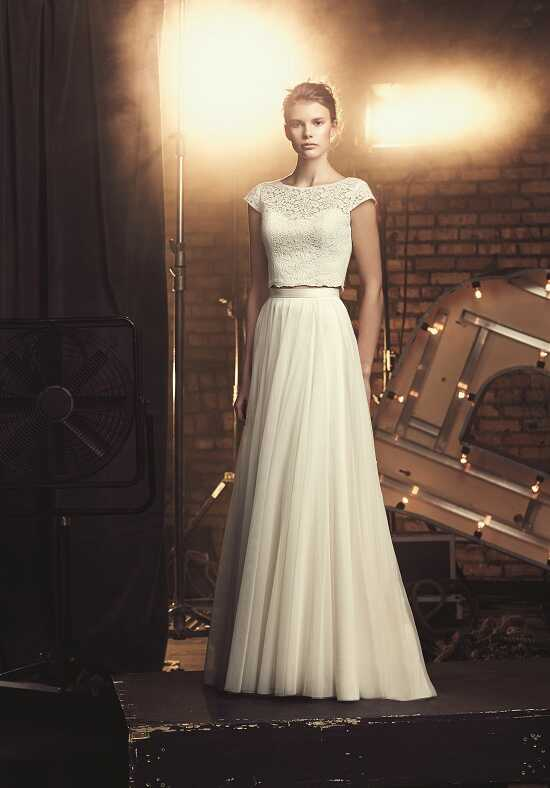 Mikaella 2082 A-Line Wedding Dress