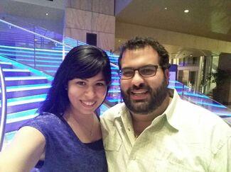 Diana Haddad And Gregory Abdalah Wedding Photo 1