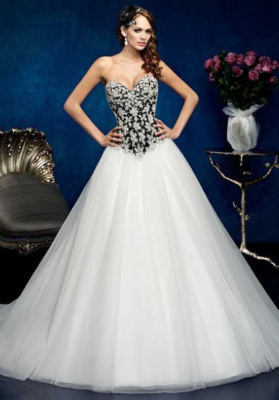 KITTYCHEN Couture BEVERLY, H1380 Ball Gown Wedding Dress