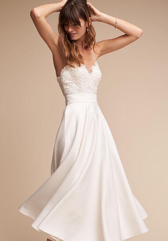 BHLDN Havana Corset Top & Jordan Skirt Wedding Dress - The Knot