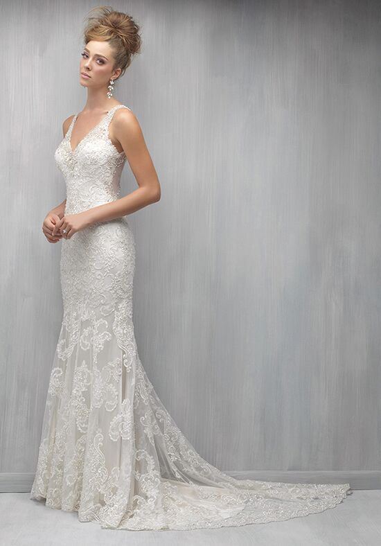 Madison James MJ268 Sheath Wedding Dress