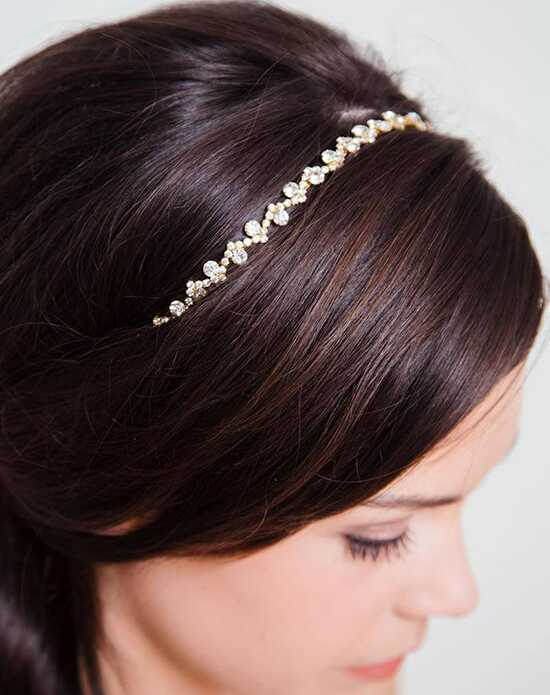 Davie & Chiyo | Hair Accessories & Veils Cleo Headband Gold, Ivory, Silver Headband