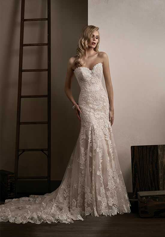Jasmine Couture T192005 Mermaid Wedding Dress