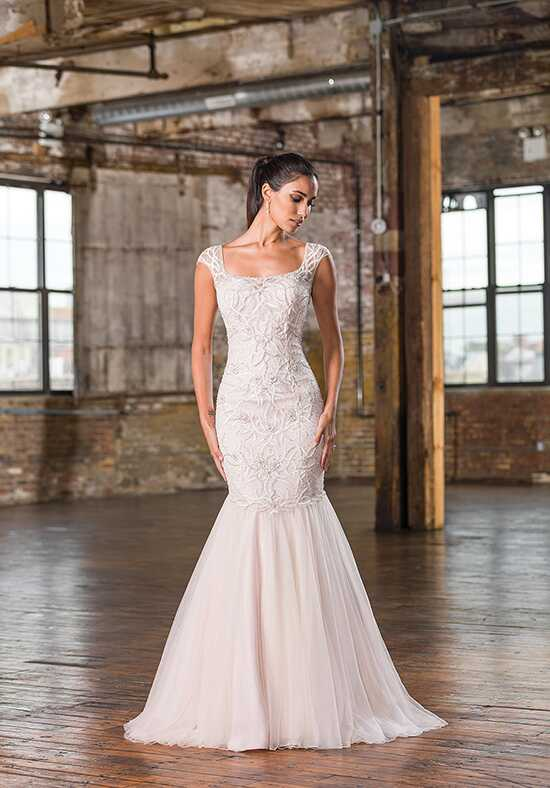 Justin Alexander Signature 9828 Mermaid Wedding Dress