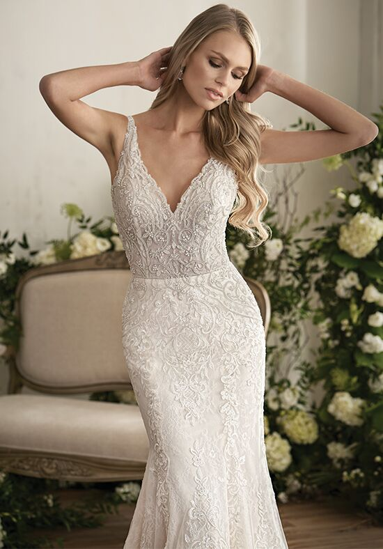 Jasmine Couture T202005 Mermaid Wedding Dress