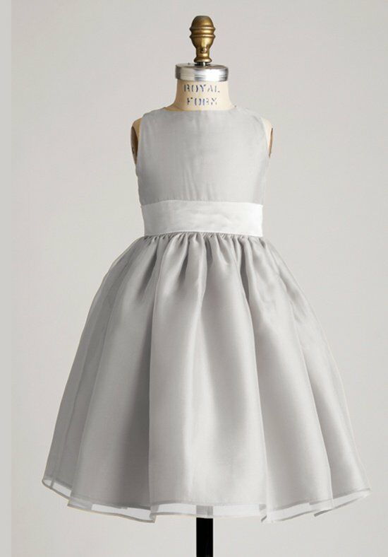 Elizabeth St. John Children Lourdes Flower Girl Dress