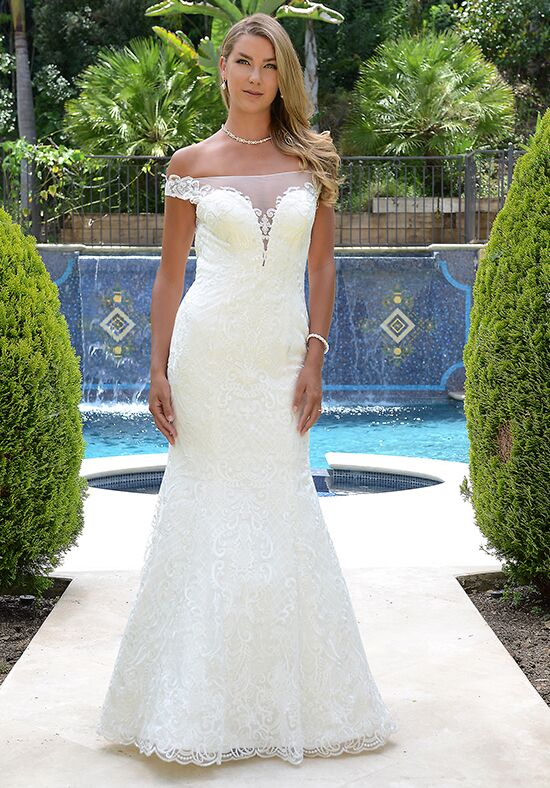Venus Informal VN6955 Mermaid Wedding Dress