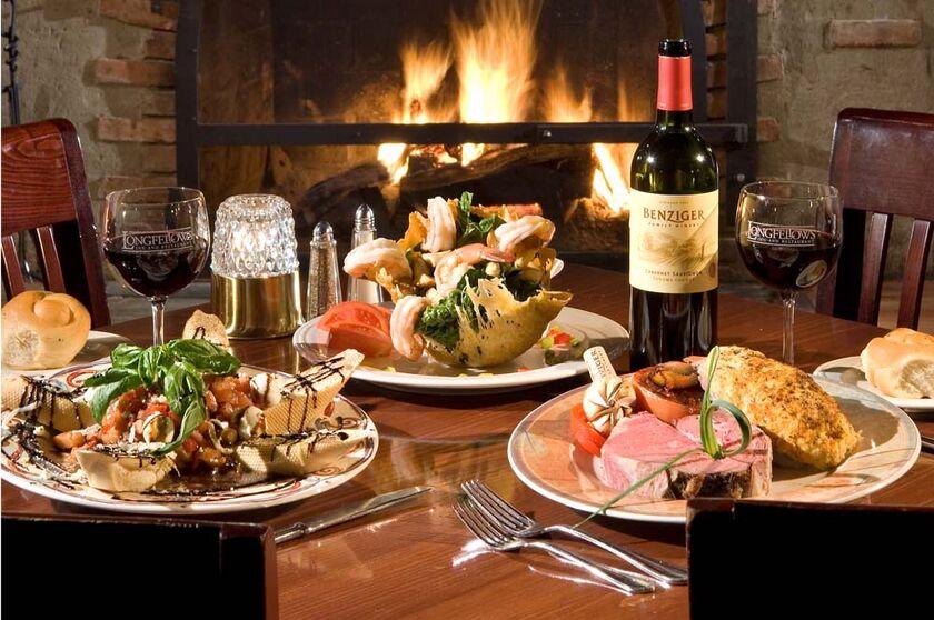 Best Italian Restaurant In Saratoga Springs Ny