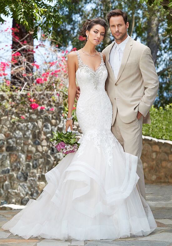 KITTYCHEN JENNIFER, H1720 Mermaid Wedding Dress