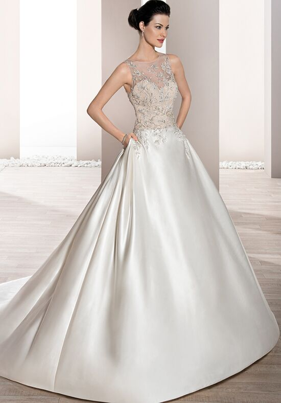 Demetrios 692 A-Line Wedding Dress