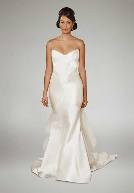 Matthew Christopher Arya Mermaid Wedding Dress