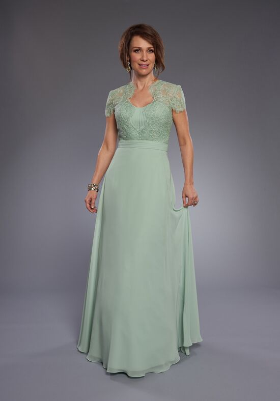 Beautiful Mothers by Mary's M2745 Black Mother Of The Bride Dress