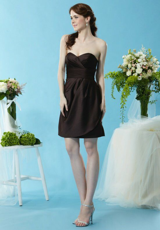 Eden Bridesmaids 7447 Sweetheart Bridesmaid Dress