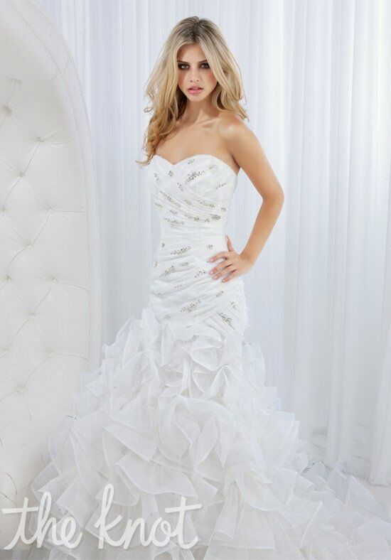 Impression Bridal 10083 A-Line Wedding Dress