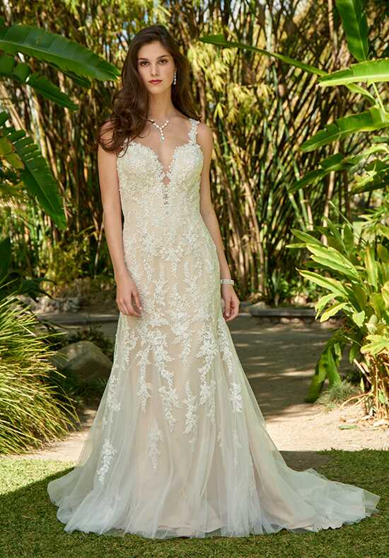 Venus Bridal VE8391 Mermaid Wedding Dress
