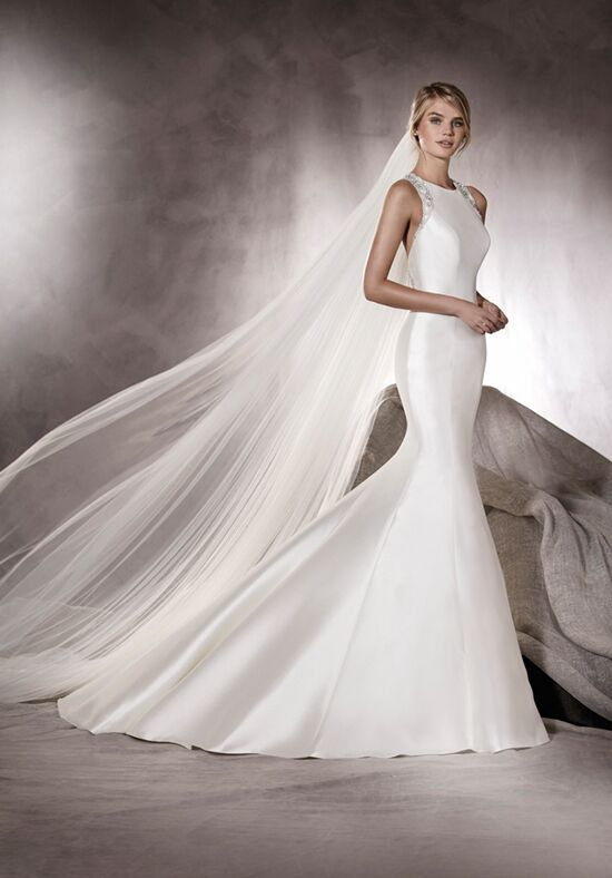 PRONOVIAS AGNES Mermaid Wedding Dress