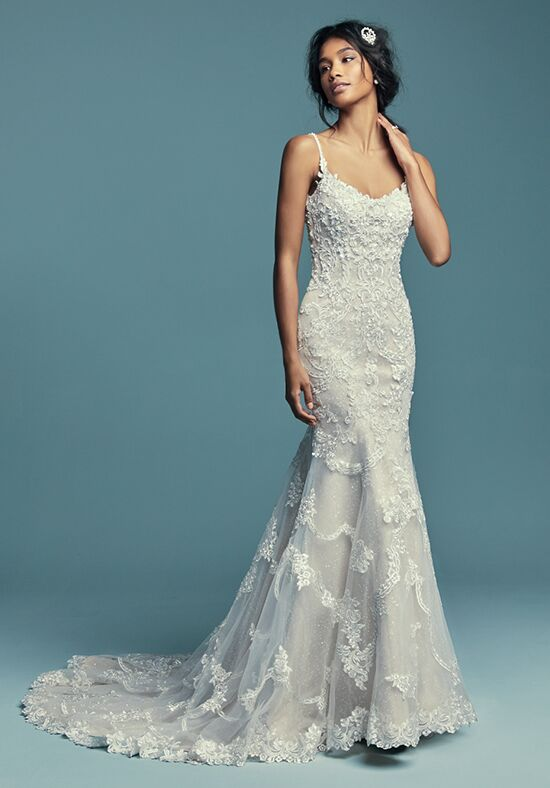Maggie Sottero Riley Wedding Dress - The Knot