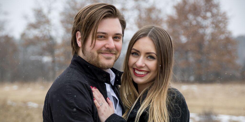 Baxter ehrhart wedding
