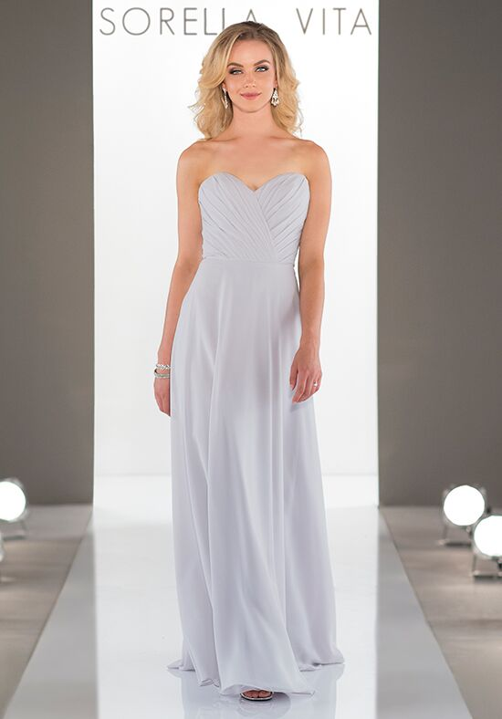 Sorella Vita 9098 Strapless Bridesmaid Dress