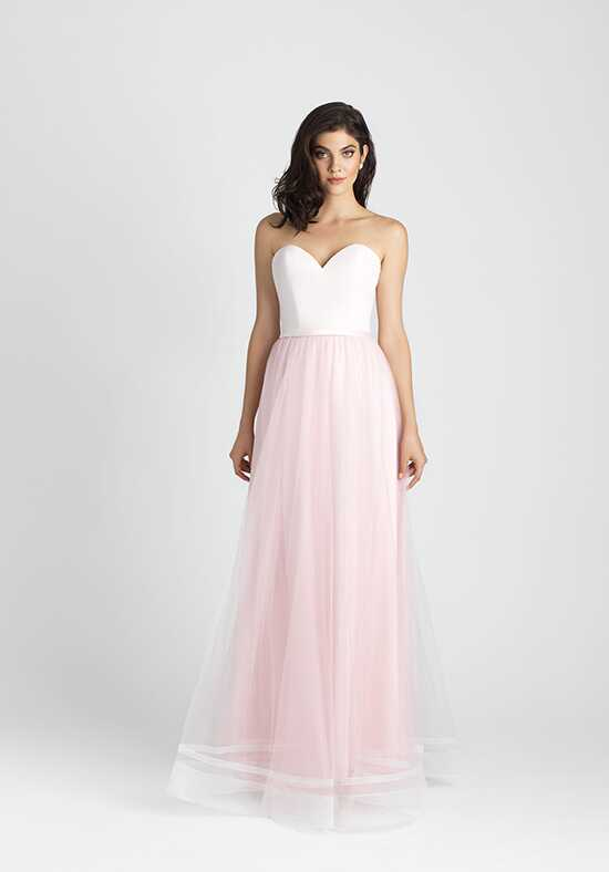 Allure Bridesmaids 1509 Sweetheart Bridesmaid Dress