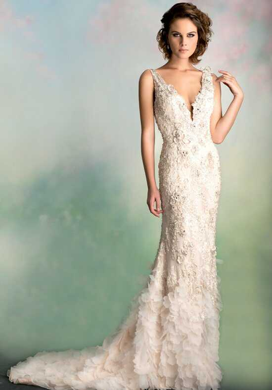Ysa Makino KYM93 Sheath Wedding Dress