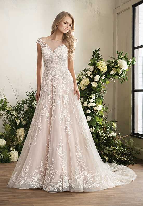 Jasmine Couture T202014 Ball Gown Wedding Dress