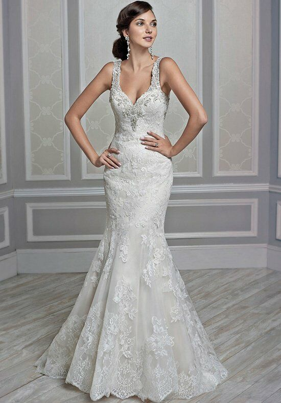 Kenneth Winston 1605 Mermaid Wedding Dress