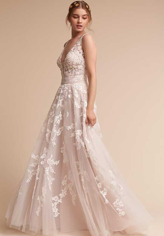 BHLDN Radcliffe A-Line Wedding Dress