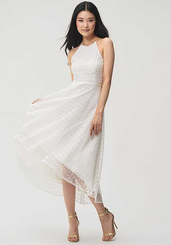 Jenny Yoo Collection (Maids) Penelope Halter Bridesmaid Dress