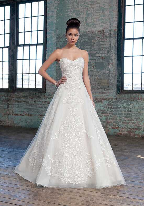 Justin Alexander Signature 9805 Ball Gown Wedding Dress