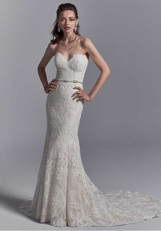 Sottero and Midgley Graham Sheath Wedding Dress