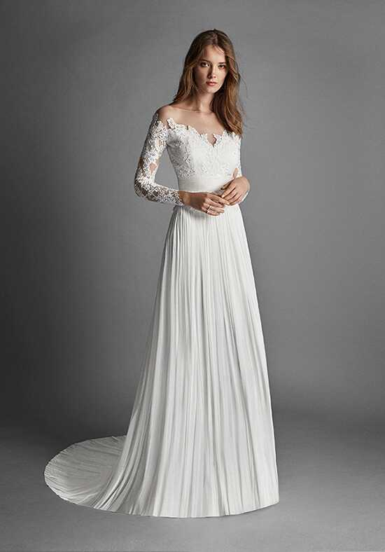 Alma Novia REINOSA Sheath Wedding Dress