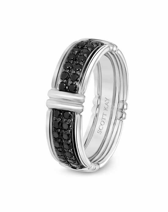 Scott Kay 22-SK5626BW100-G.00 Platinum Wedding Ring