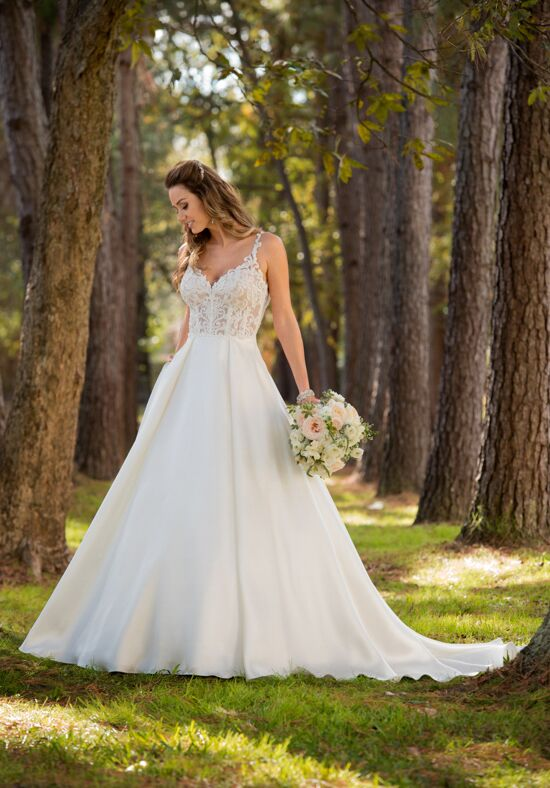 Stella York 6508 Ball Gown Wedding Dress