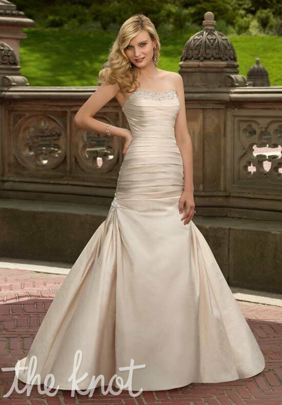 Morilee by Madeline Gardner/Voyage 6704 A-Line Wedding Dress
