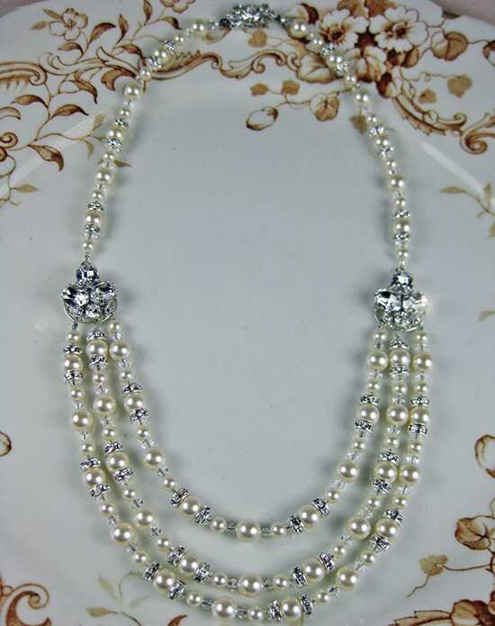 Everything Angelic Leilani Necklace - n339 Wedding Necklace photo