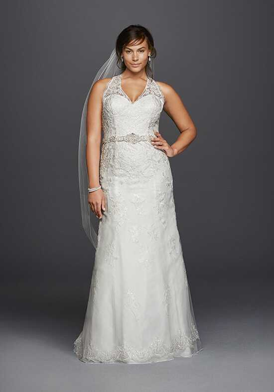 David's Bridal Jewel Style 9WG3799 Wedding Dress photo